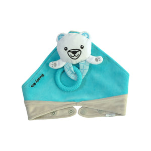 Buddy Bib- Polar Bear Buddy Bib Malarkey Kids