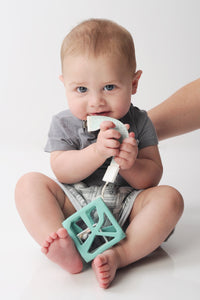 TEETHER TETHER - ZIGZAG Teether Tether Malarkey Kids CA