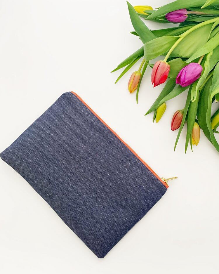 Viva la Vulva Clutch bag