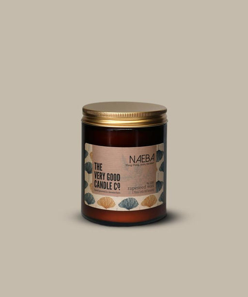NAEBA - Rapeseed Candle Mid Size 170ml 45-50 Hours