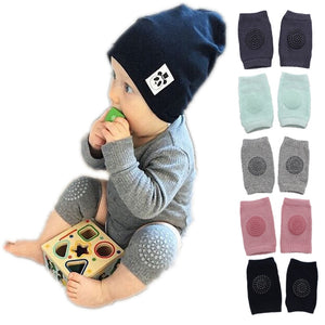 9da2874403 1 Pair baby knee pad kids safety crawling elbow cushion infant toddlers baby  leg warmer knee support protector baby kneecap