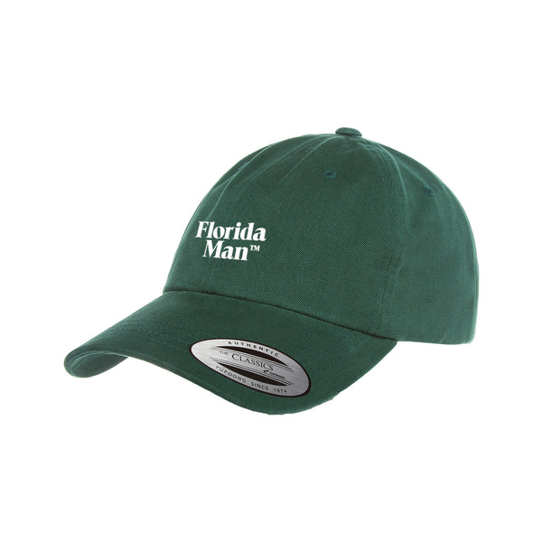 Florida Man Hat (Green)