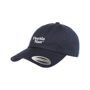 Florida Man Hat (Navy)