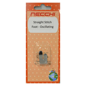 Straight Stitch Foot for Oscillating