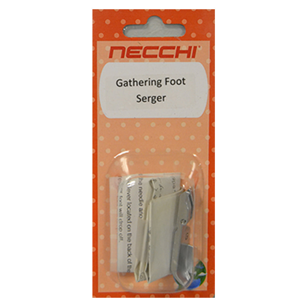 Gathering Foot Serger