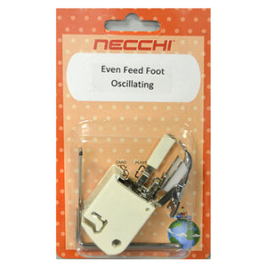 Even Feed Foot with Quilting guide for Oscillating