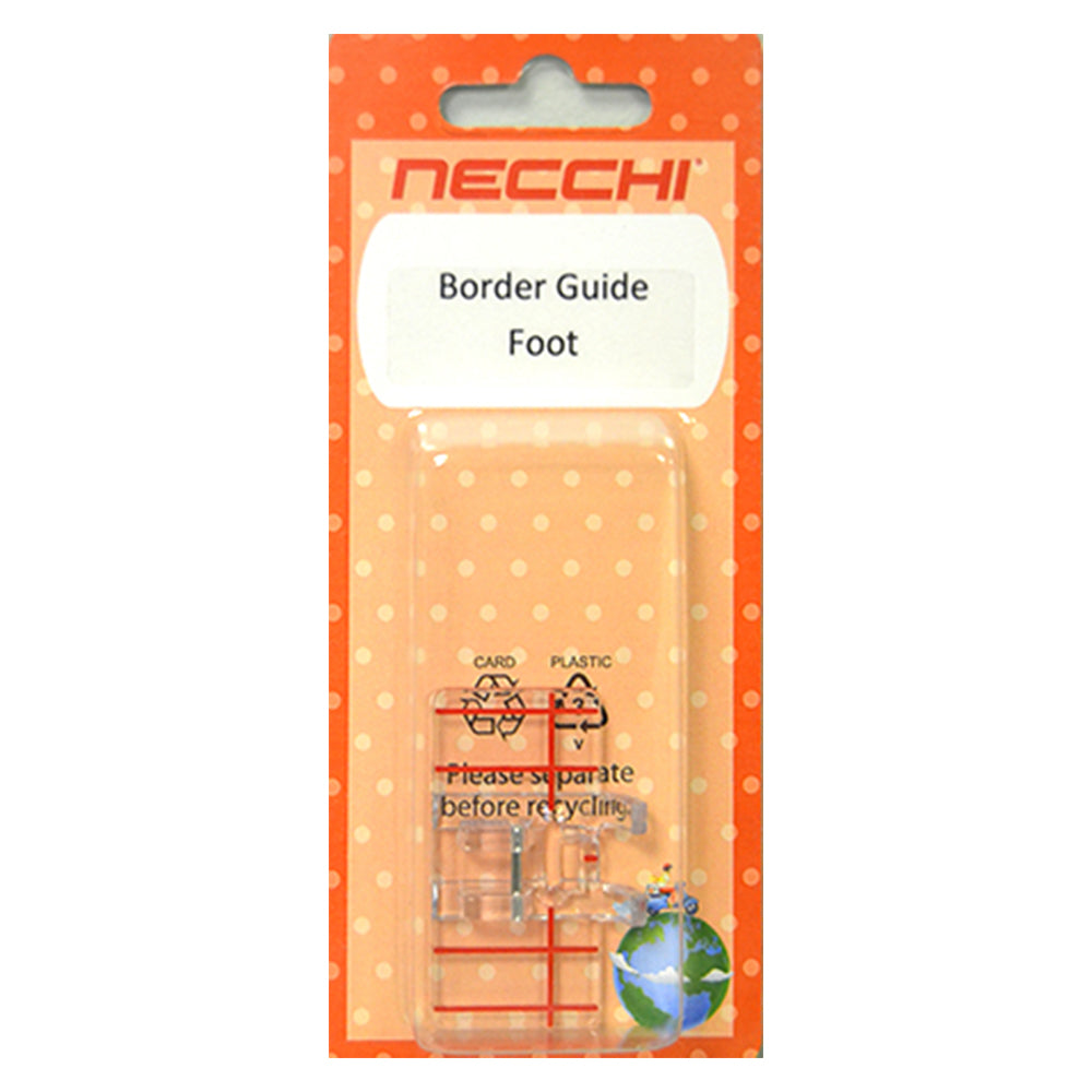 Border Guide Foot