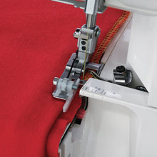 Blind Stitch Foot Serger