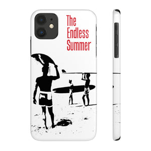 The Endless Summer Silhouette Slim Phone Case