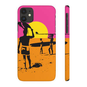 The Endless Summer Slim Phone Case