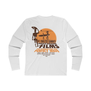 Vintage Search Tee - Long Sleeve