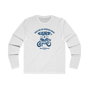 Surf + Moto Vintage Tee - Long Sleeve