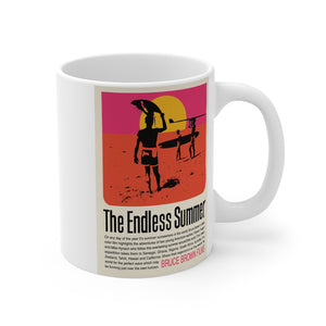 The Endless Summer Full Poster Mug 11oz