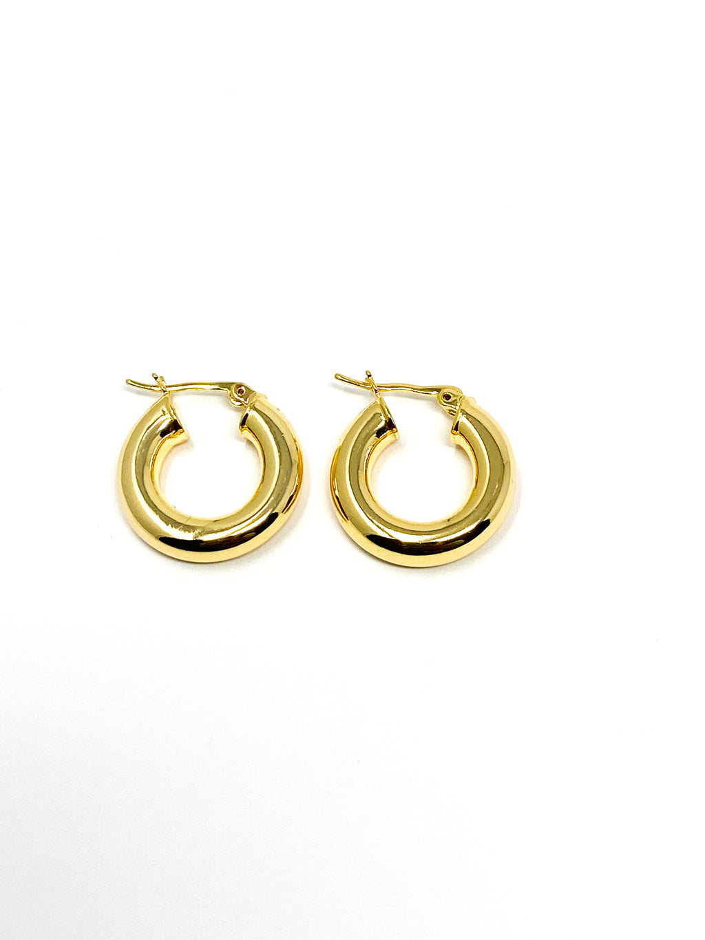 ATHENA- Mini Hoop Earrings