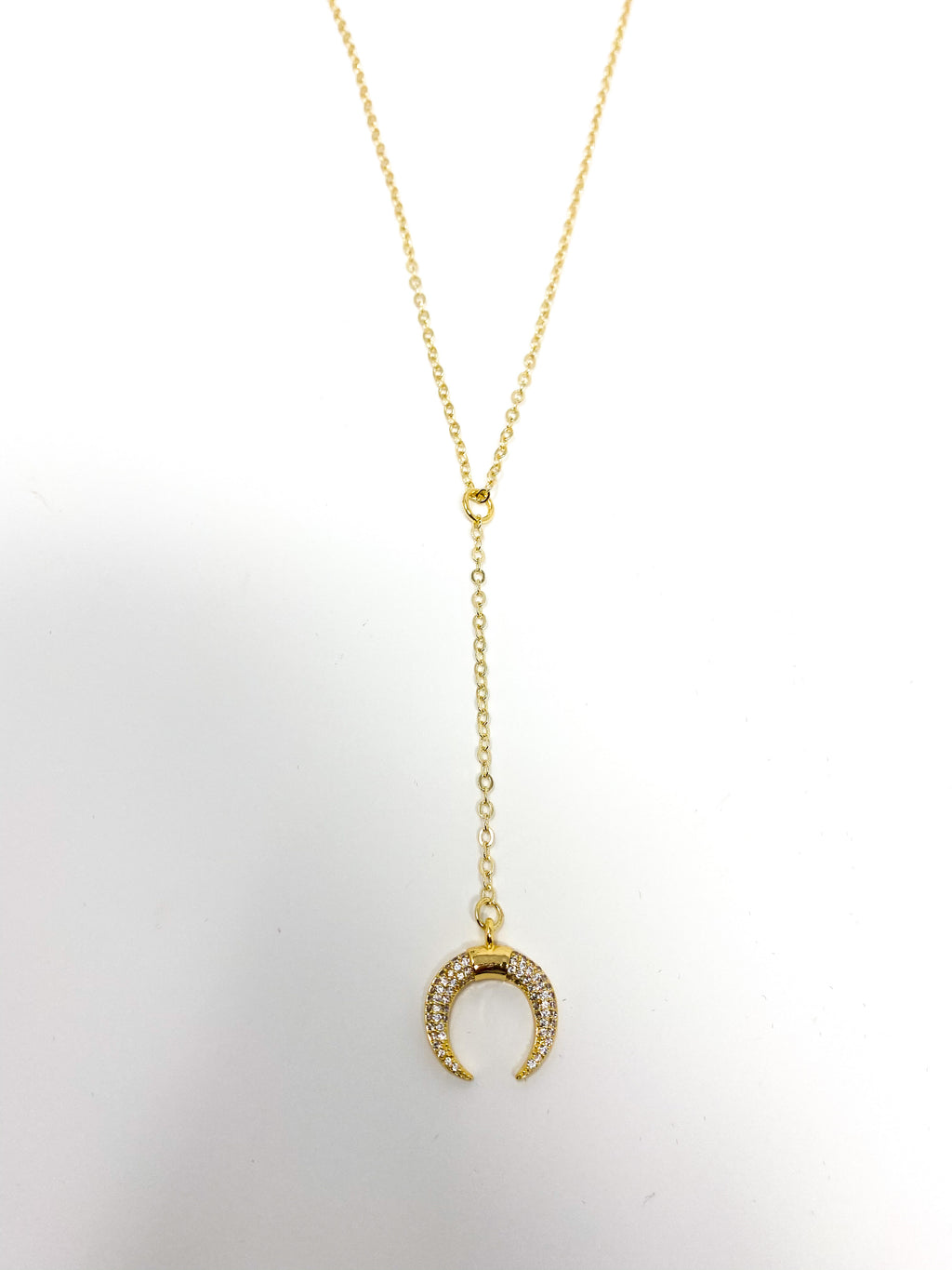 MAAN- Crescent Moon Necklace