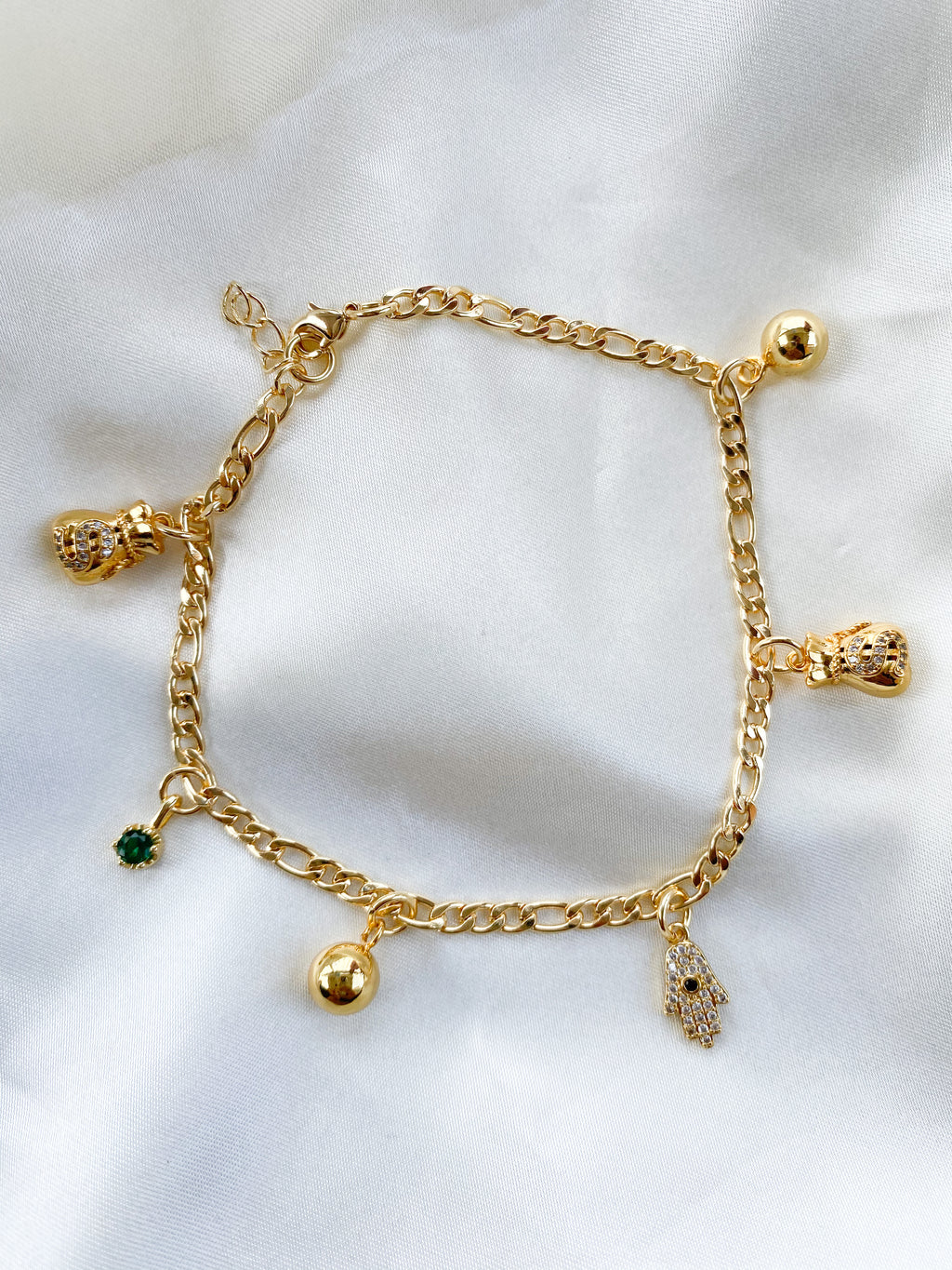 ABUNDANCE - Money Bag Anklet