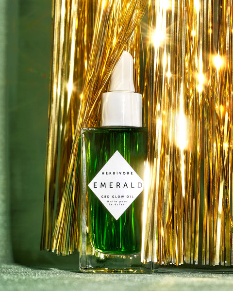 EMERALD CBD + Adaptogens Deep Moisture Glow Oil | 1.7 oz