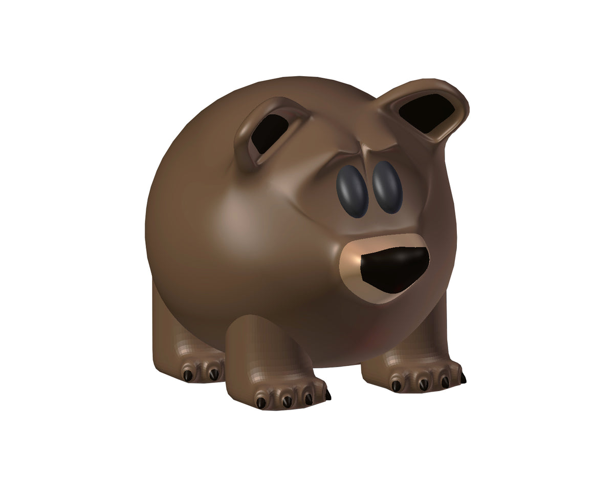 DigiPiglets Bear