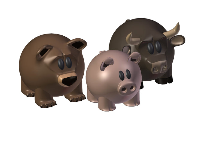DigiPiglets - Bundle