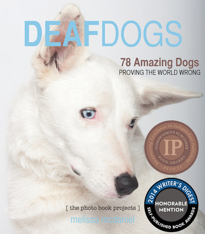 Deaf Dogs photobook