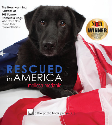 Rescued in America photobook