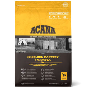 Alimento Acana Free-Run Poultry Formula 2kg.