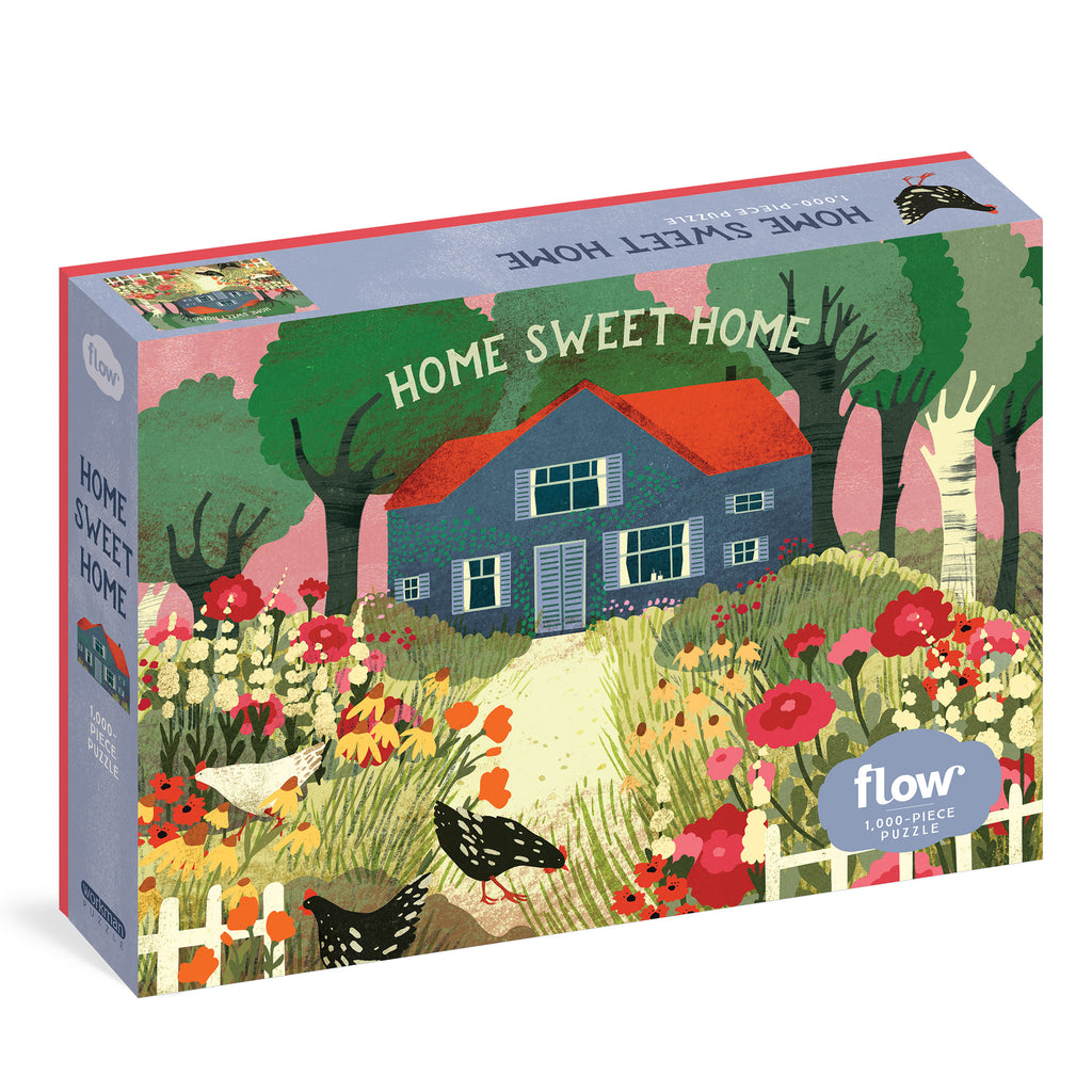 1000 Piece Home Sweet Home Jigsaw Puzzle