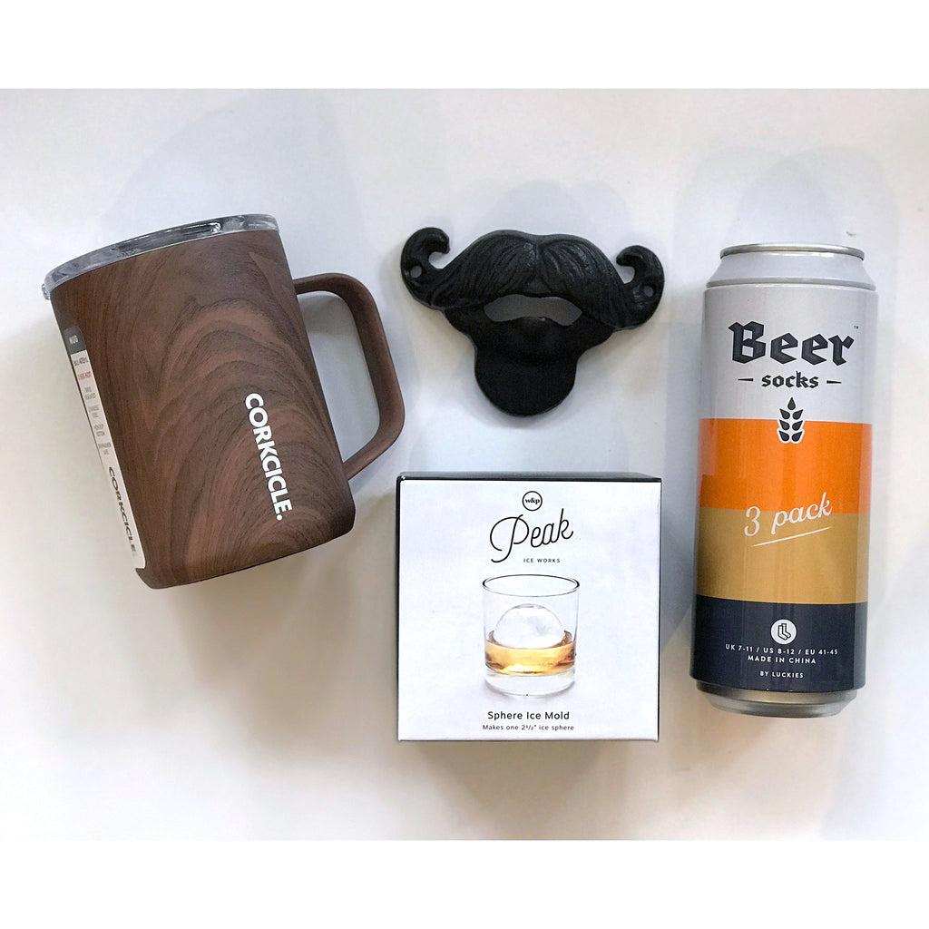 abrgs happy hour father's day gift box set