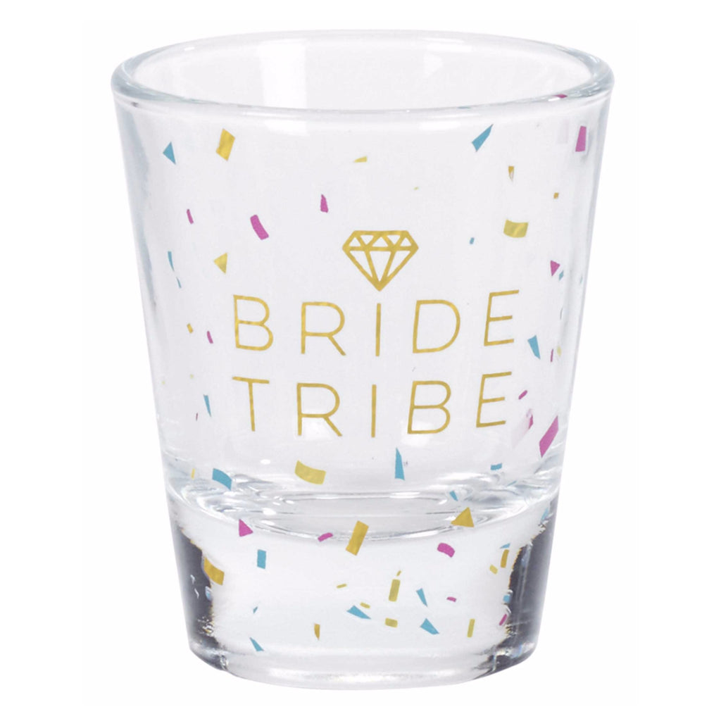 bachelorette party shot glass