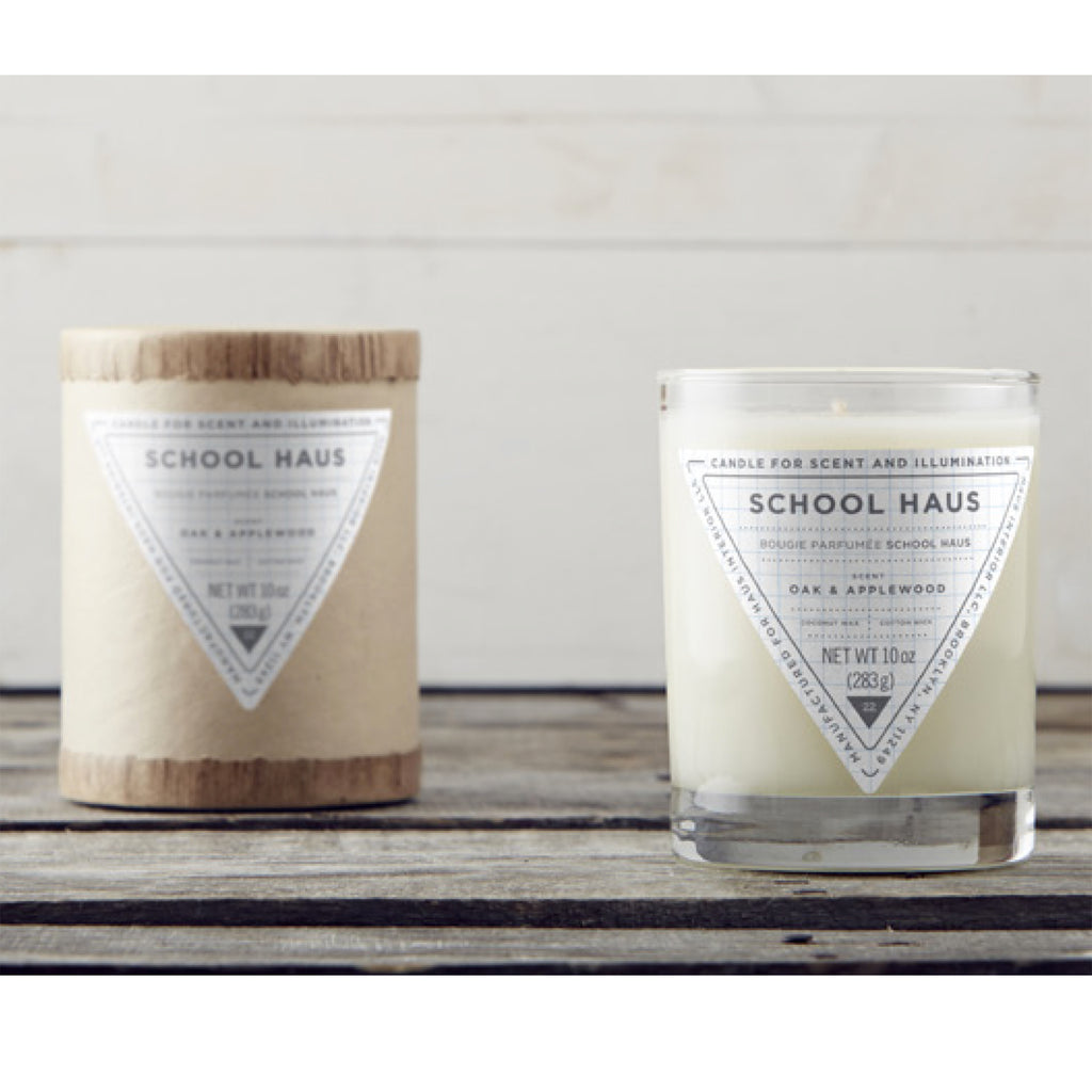 school haus candle
