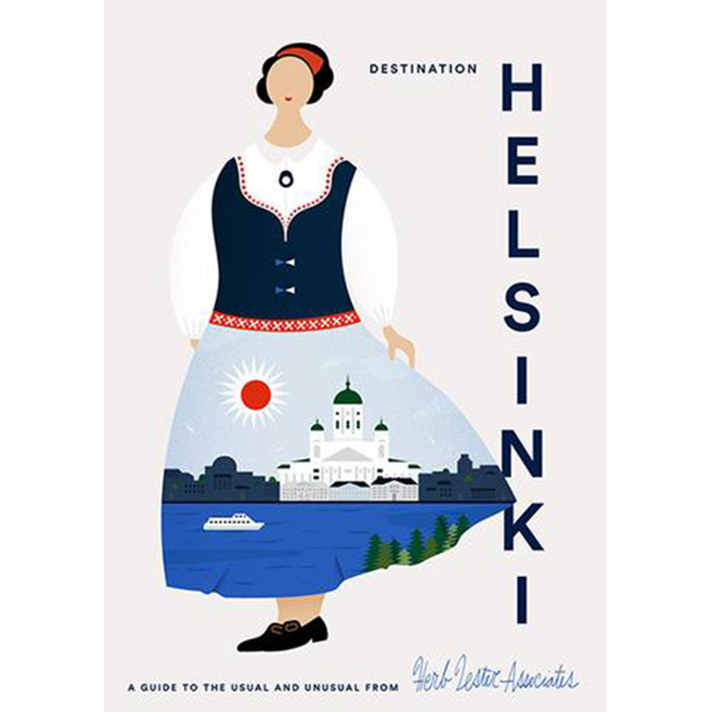 herb lester guide destination helsinki