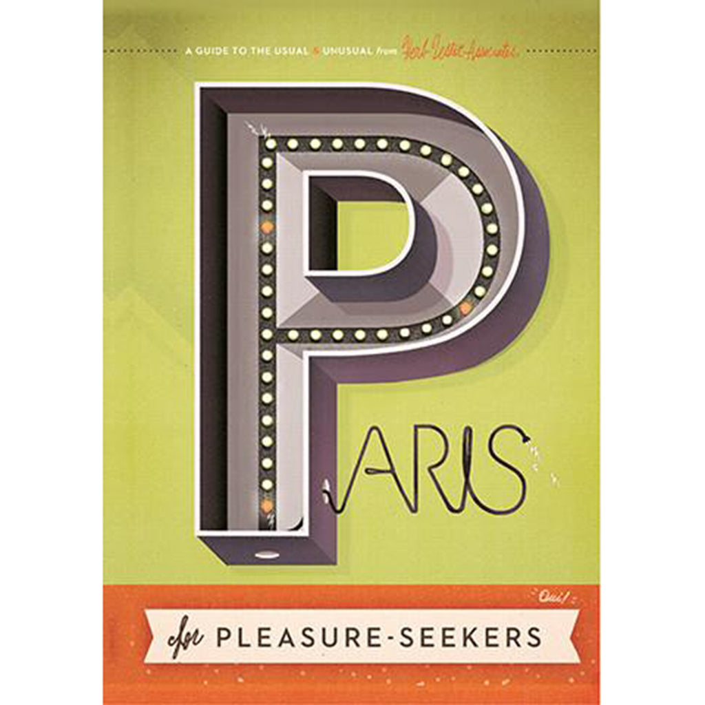 herb lester guide to paris for pleasure seekers