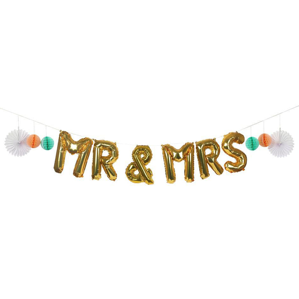 Wedding Balloon Garland Set