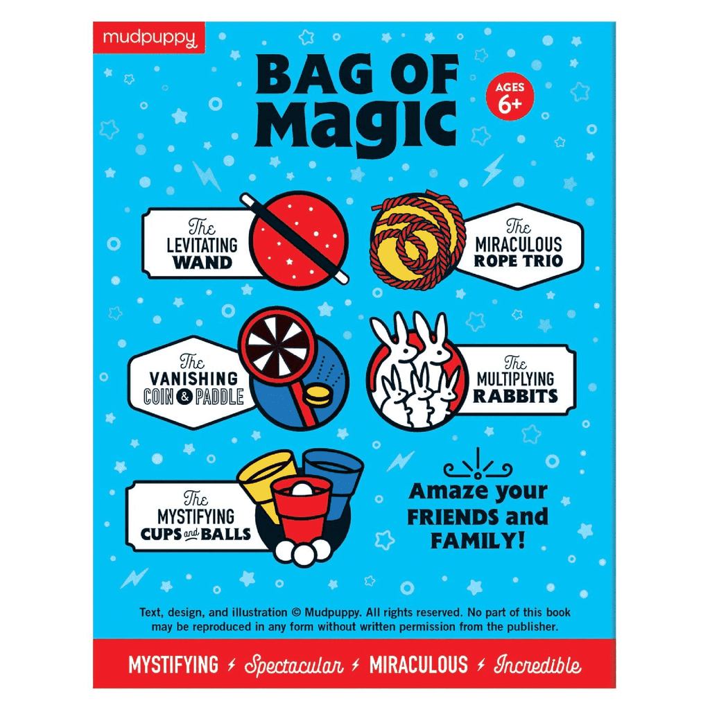 bag of magic tricks back