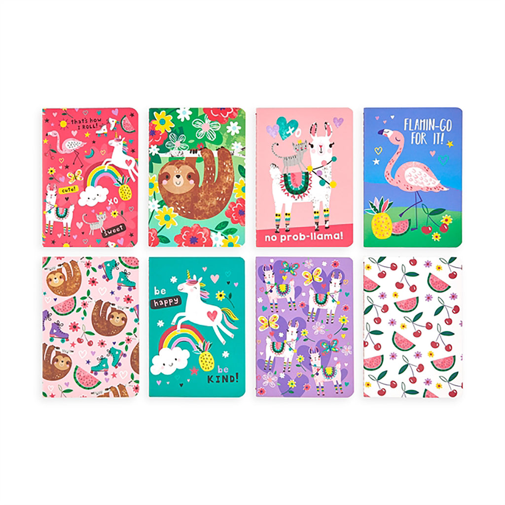 Funtastic Friends Pocket Journals