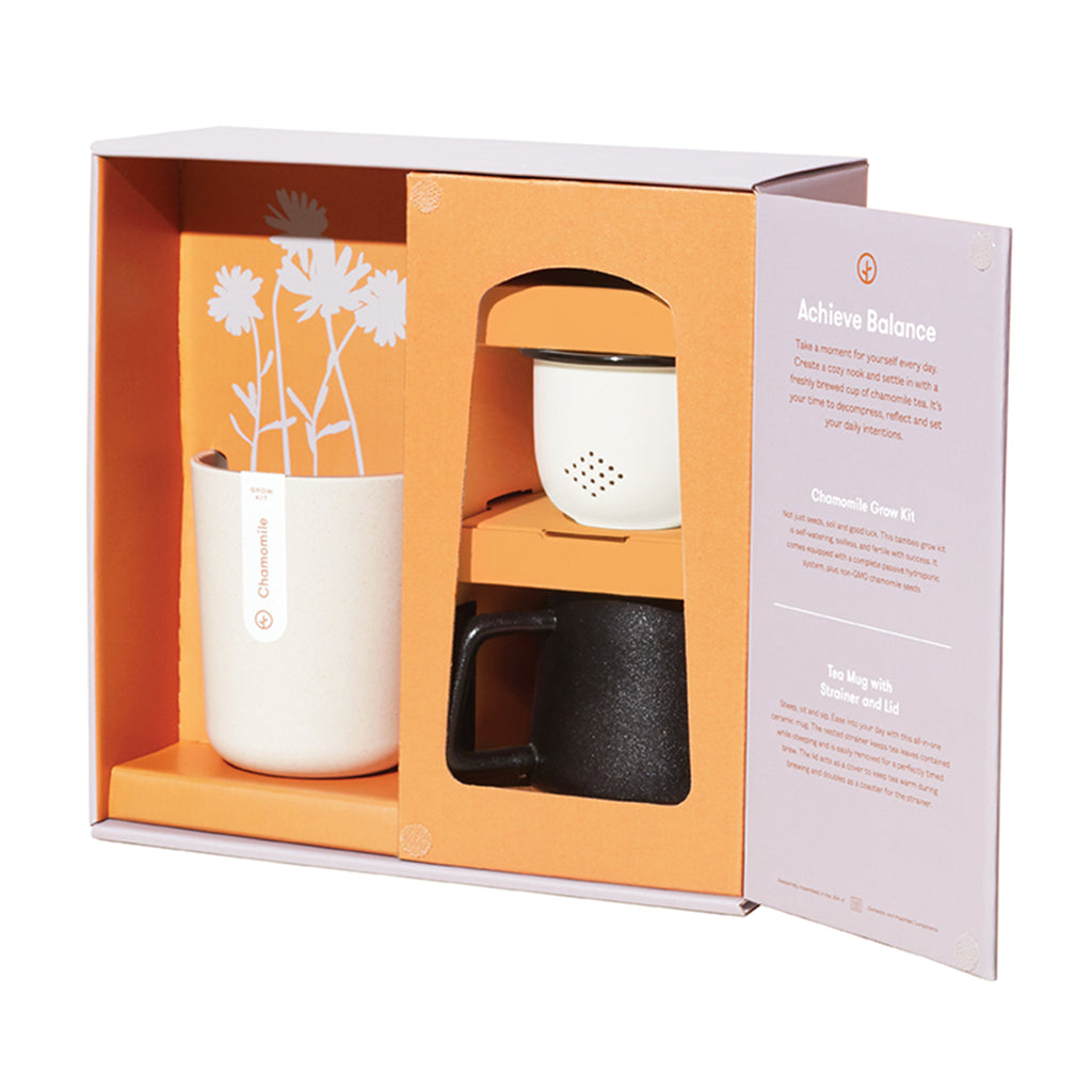 modern sprout live well ritual gift set box open