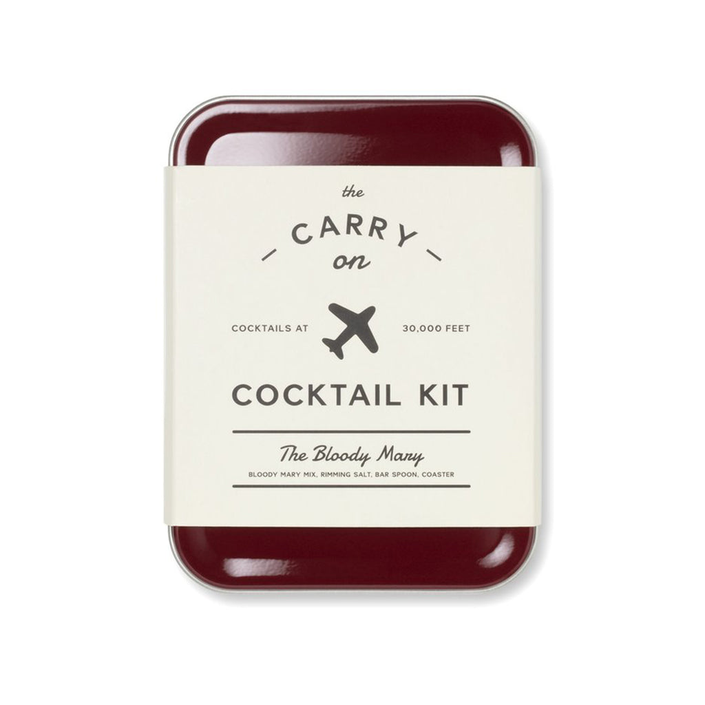 w&p bloody mary carry on cocktail kit front