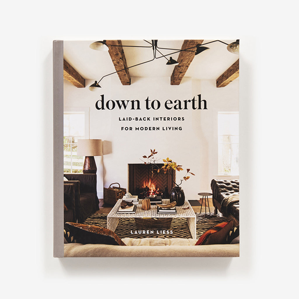 abrams down to earth laid back interiors for modern living book cover