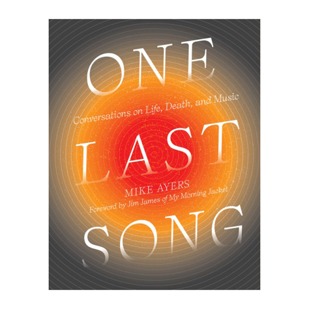 abrams one last song book hardcover