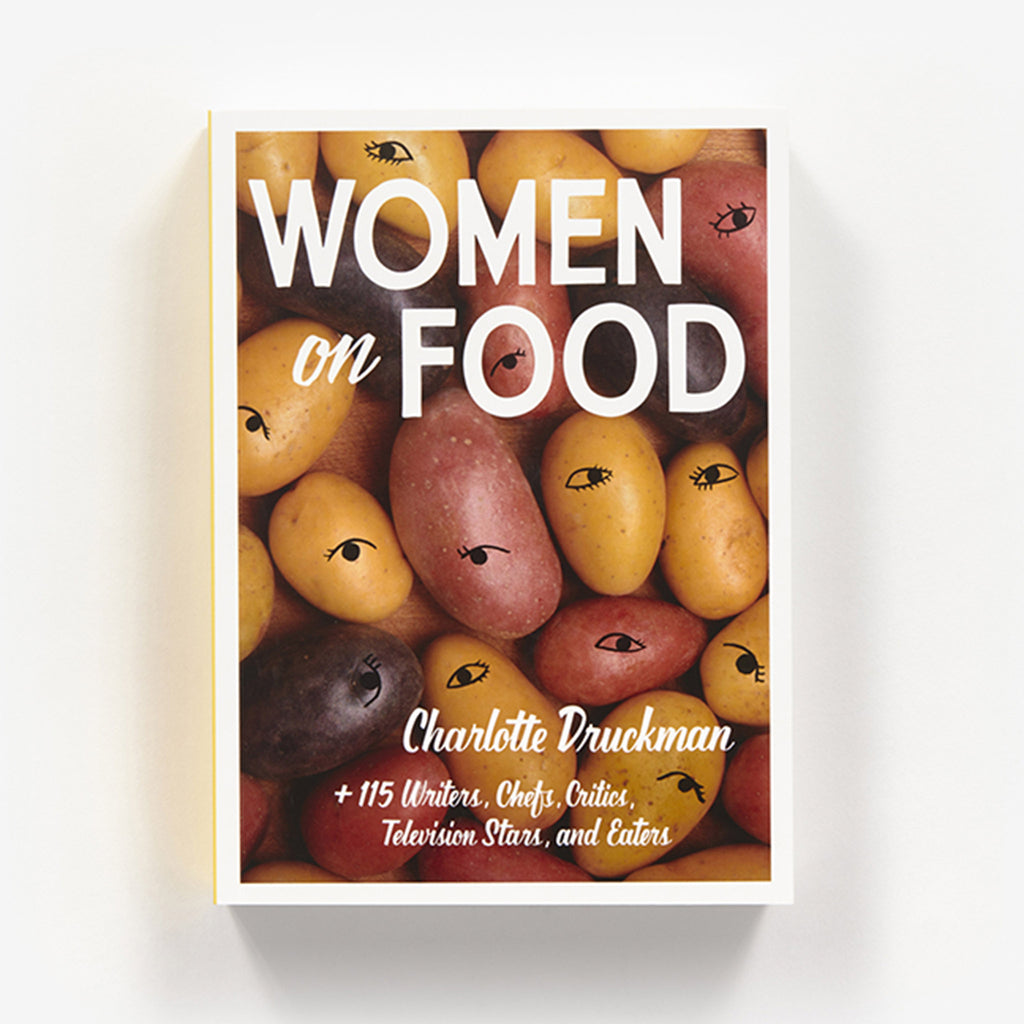abrams women on food book cover