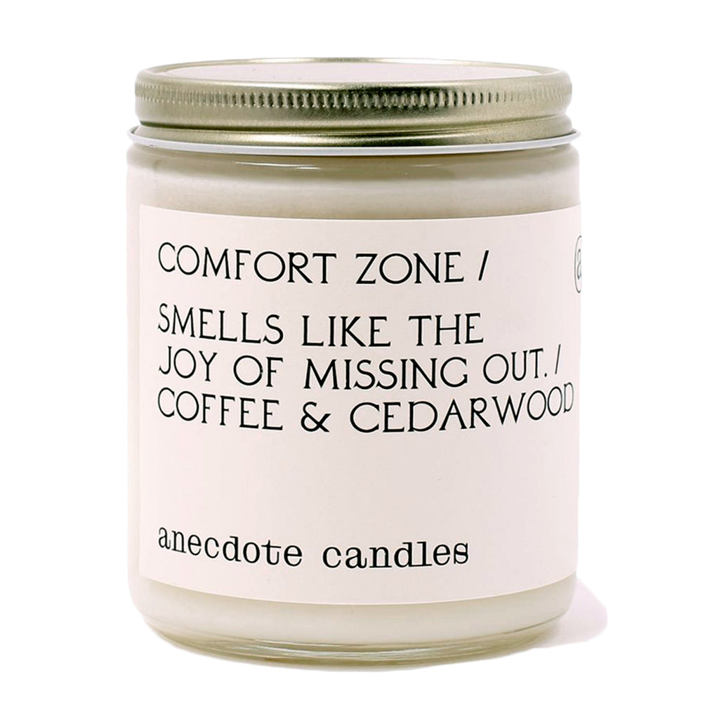 anecdote comfort zone candle