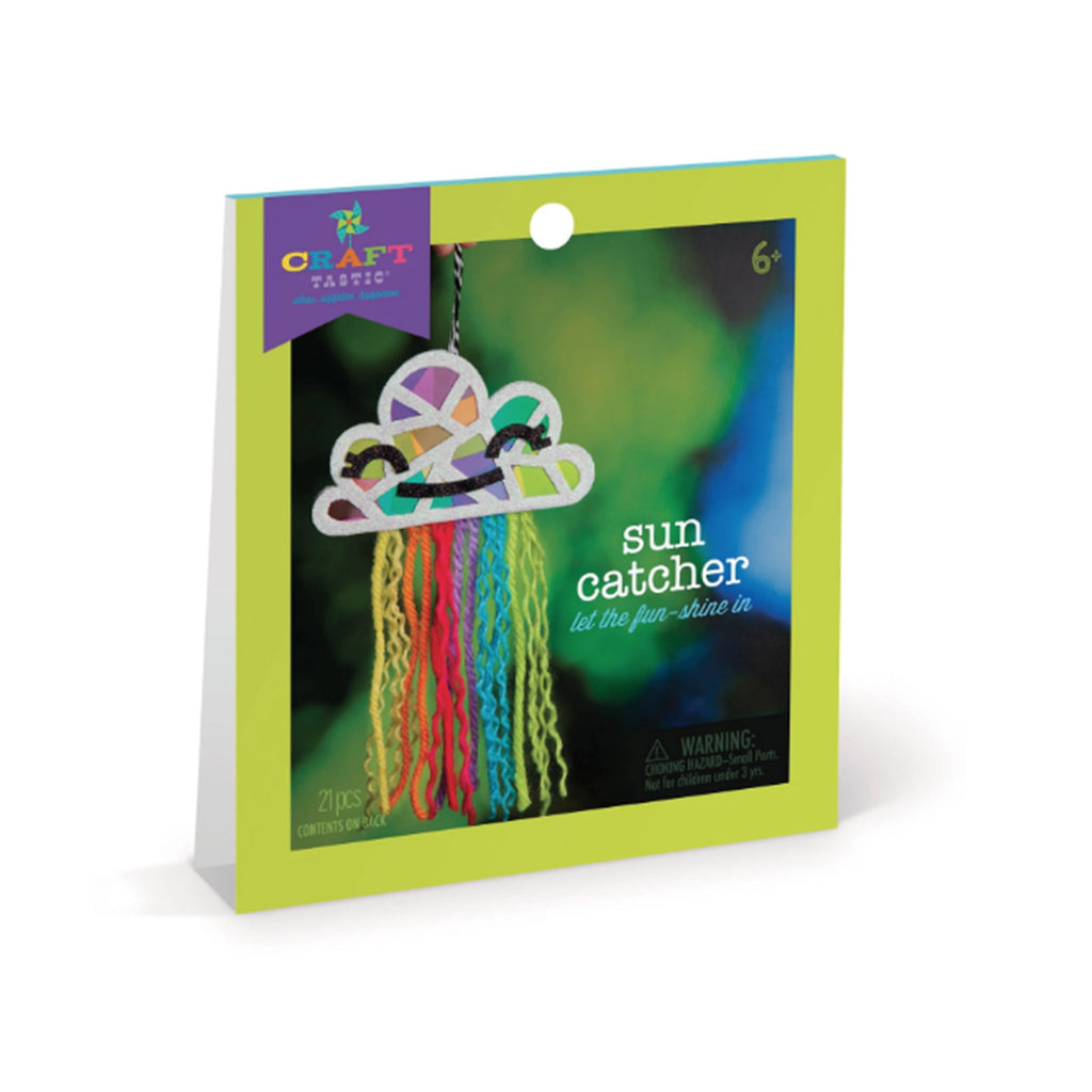 ann williams craft-tastic cloud sun catcher kids craft kit packaging