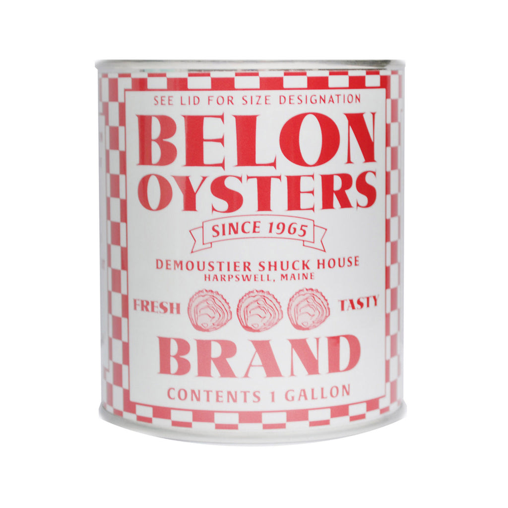 annapolis candle vintage belon oyster candle in tin can packaging