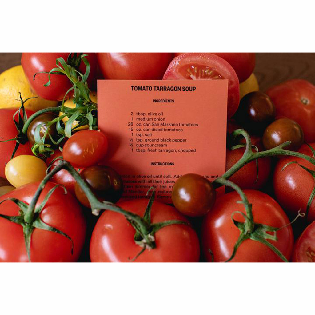 apotheke tomato tarragon market collection scented soy candle recipe included