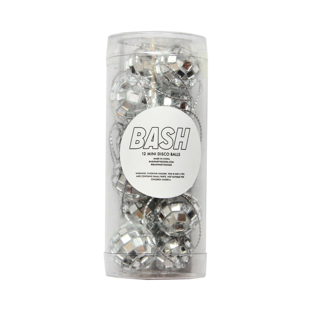 Mini Disco Balls | Set of Twelve
