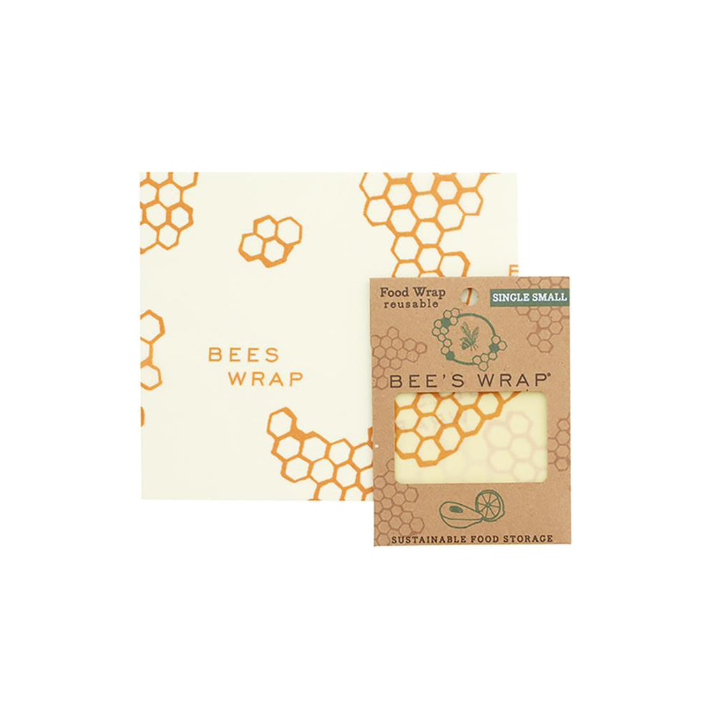 Bee's Wrap Eco-Friendly Food Storage Single Small in Honeycomb