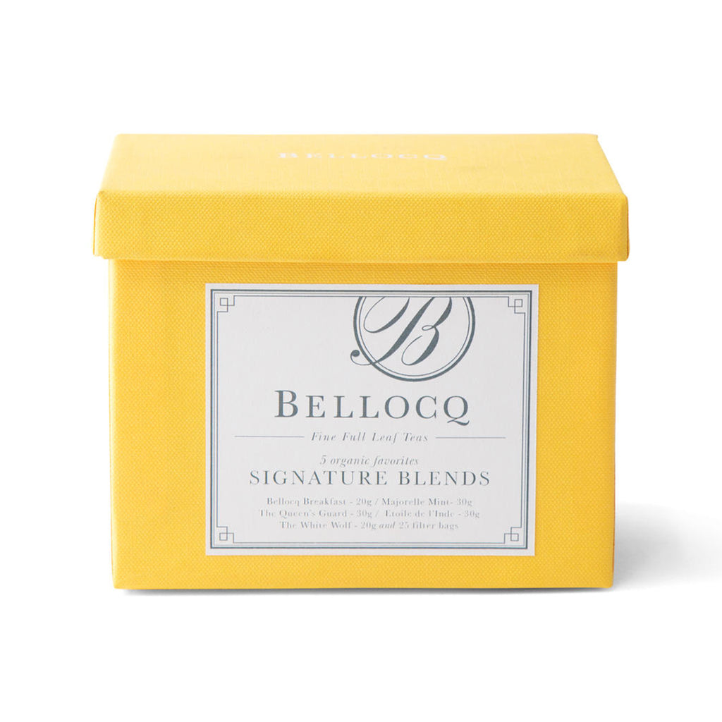 bellocq signature blends sample box