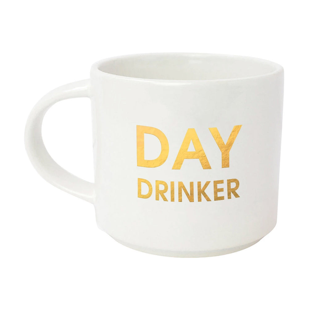 chez gagne day drinker ceramic coffee mug