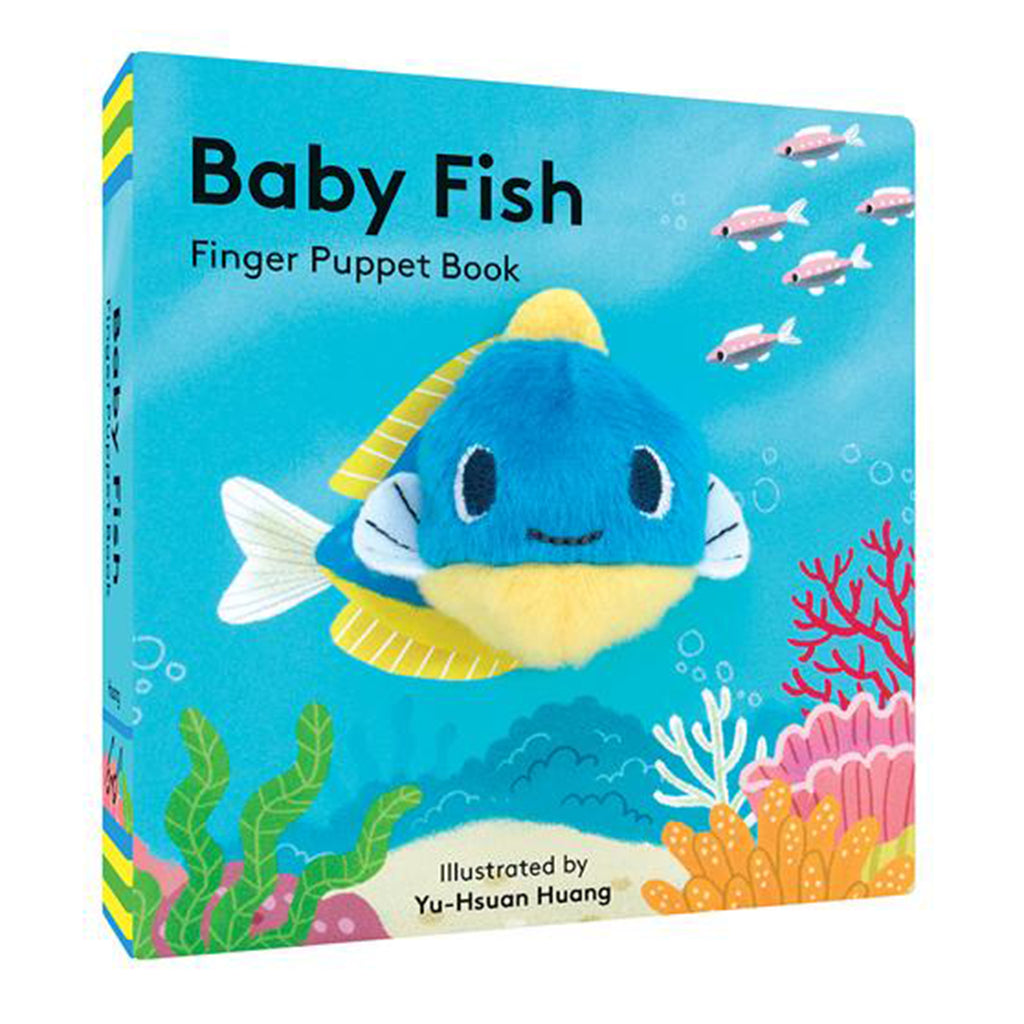 chronicle baby fish book hardcover