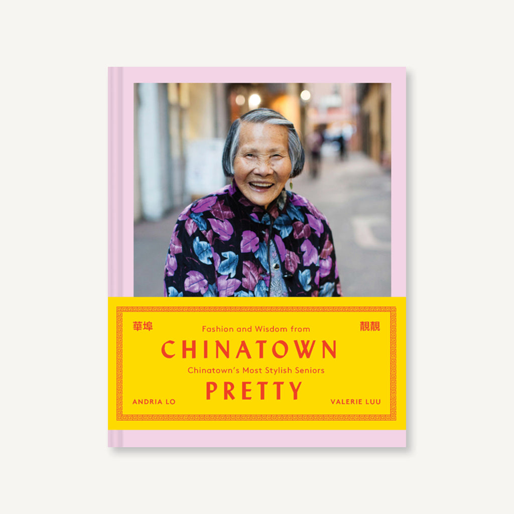 chronicle chinatown pretty book hardcover
